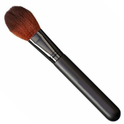 Large Pointed Face Brush 100% Synthetic Cruelty Free & Vegan VEGAN MAKEUP BRUSH M*A*D Minerals Makeup
