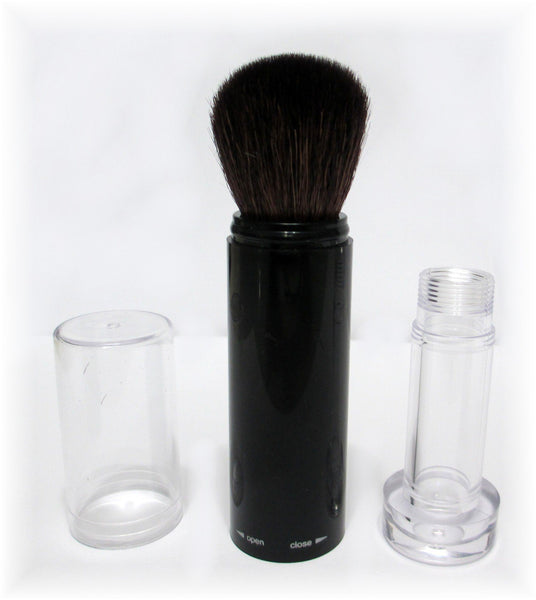 Refillable Mineral Powder Brush Refill Brush M*A*D Minerals Makeup, LLC