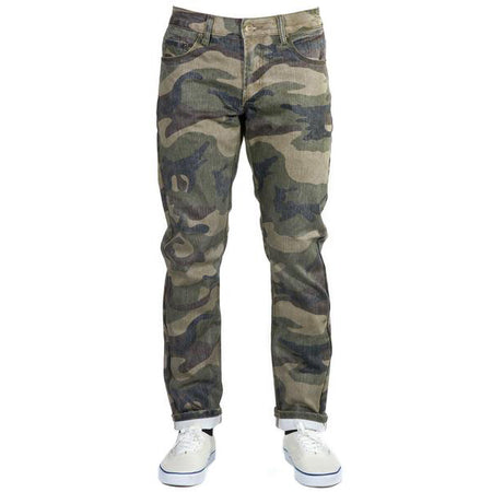 Guerrilla Camo Denim - Slim Fit