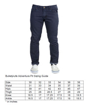 Midnight Blue Denim - Adventure Fit