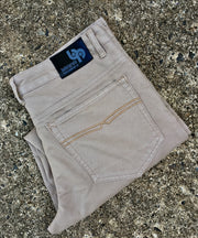 Moab Beige Denim - Adventure Fit