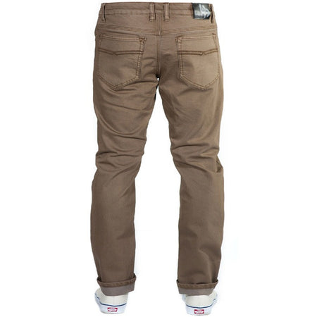 Tobacco Brown Denim - Adventure Fit
