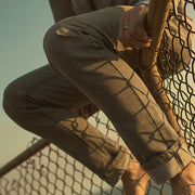Tobacco Brown Chinos Adventure Fit