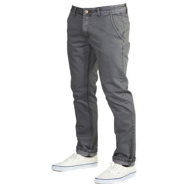 Slate Grey Chinos - Adventure Fit