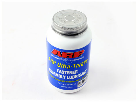 ARP Ultra Torque Assembly Lube, 10 oz with Brush Top