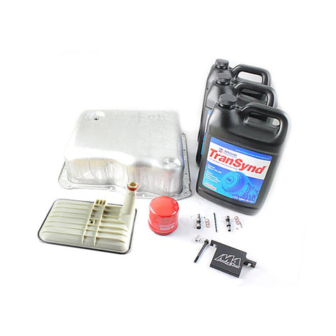 Allison Deep Pan Combo Kit with Transgo Jr Kit & 3 Gal of Transynd Fluid