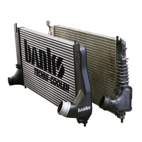 06-10 Duramax Banks High Flow Intercooler  $998