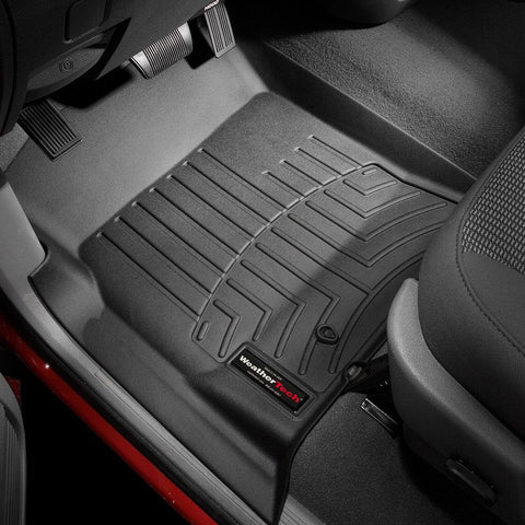 99-18 Ford F250-F450 Regular Cab WeatherTech FloorLiner Mats