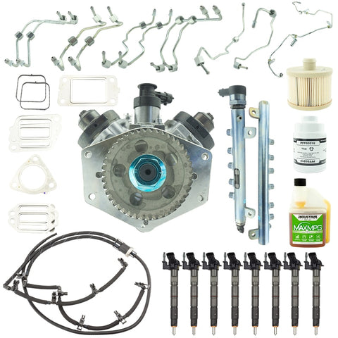 11-16 Duramax LML Industrial Injection Disaster CP4 Kit
