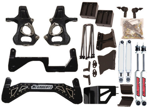 McGaughys Lift and Lowering Kits