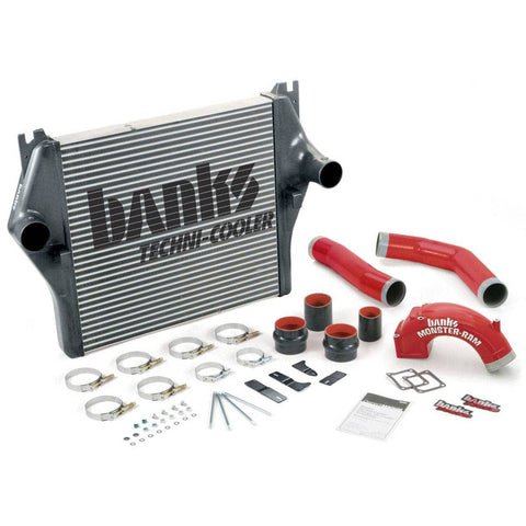 03-07 Dodge 5.9 Banks Techni-Cooler Intercooler Kit