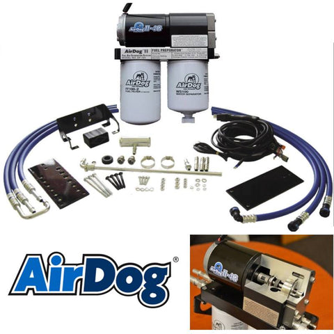 01-10 Duramax AirDog 4G Lift Pump Kit