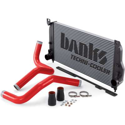 02-04 Duramax Banks Techni-Cooler Intercooler Kit