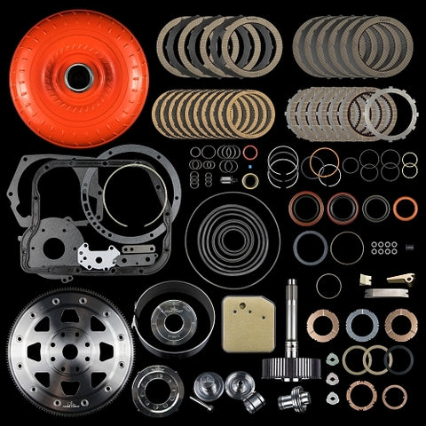 03-07 Cummins 48RE Suncoast Cat 3 Transmision Rebuild Kit