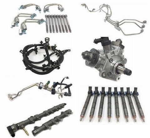 17-19 Powerstroke 6.7 Bosch OEM Fuel Contamination Kit