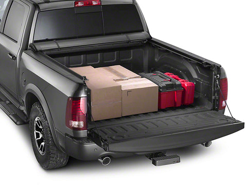 09-18 Dodge Ram 6.4' Bed WeatherTech Roll Up Bed Cover
