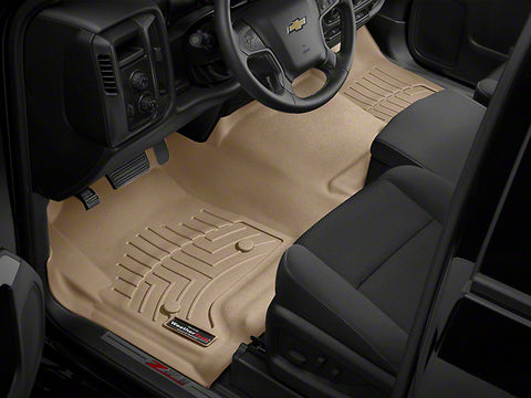 01-18 Chevy & GMC WeatherTech FloorLiner Mats