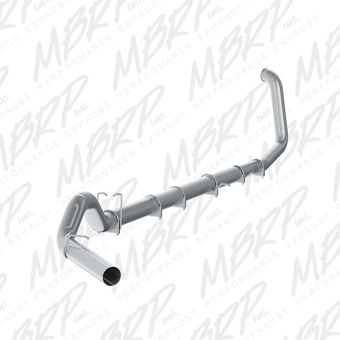 "99-03 Powerstroke 7.3 MBRP 5"" Turbo-back Exhaust"