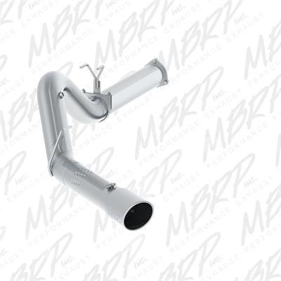 "11-16 Powerstroke MBRP DPF Back 4"" & 5"" Exhaust"