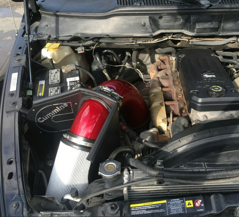 "03-07 Cummins 5.9 Custom 5"" RPI Stage 2 Intake"