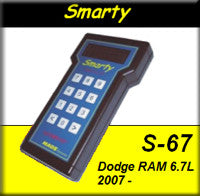 10-12 Dodge Cummins 6.7 Smarty S-67 Tuner Programmer