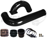 "03-07 Cummins Pusher Intakes 3.5"" MEGA Intake System Black"