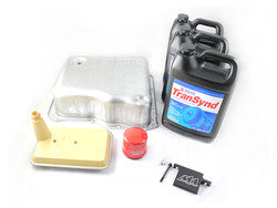 Allison Deep Pan Kit with 3 Gallons of Transynd and Filter Lock
