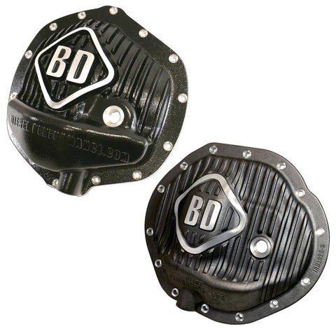 03-13 Dodge Ram 2500 3500 Cummins BD Diesel Differential Covers