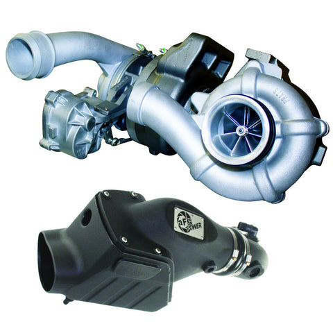08-10 Powerstroke BD Diesel Twin Turbo Kit