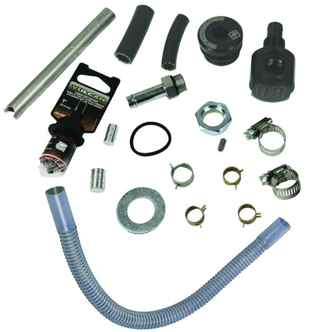 BD Diesel Flow-MaX High Flow Top Draw Straw Kit