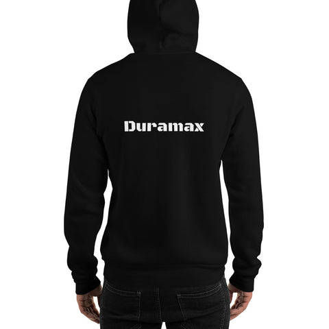 RPI Duramax Hooded Sweatshirt