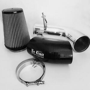 "17-19 Powerstroke 6.7 No Limit 4.5"" Stage 2 Cold Air Intake"