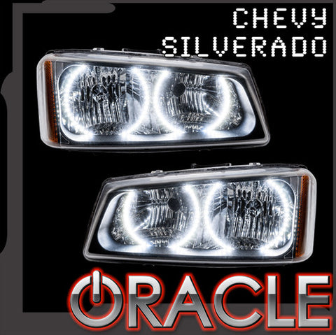 03-06 Silverado Oracle Halo