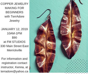 Copper Jewelry Making for Beginners