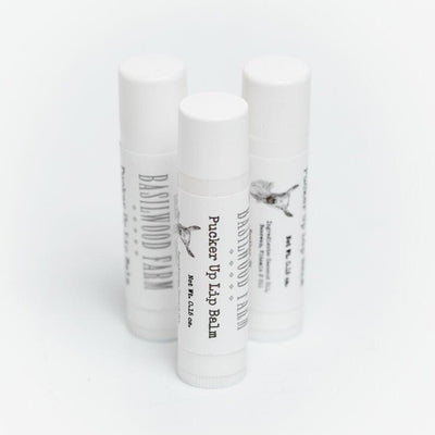 Pucker-Up Lip Balm