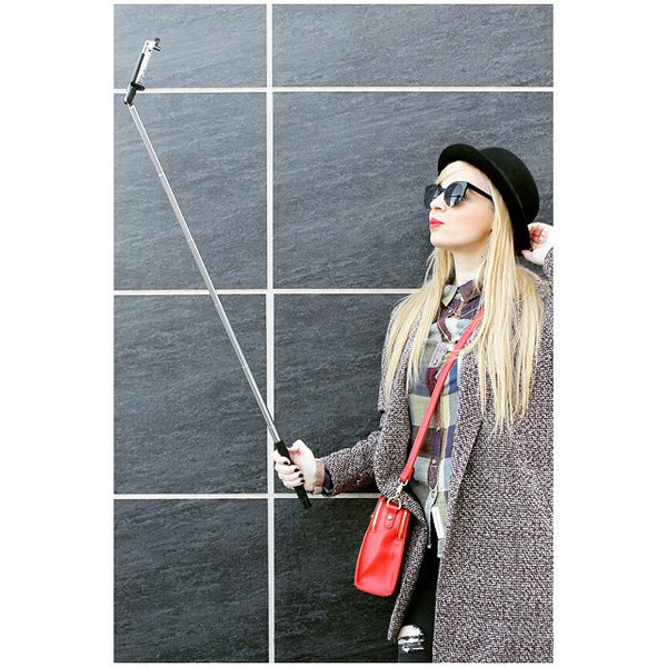 "Monopod ""Selfie Stick"" for all phone types - Phone Fancy"