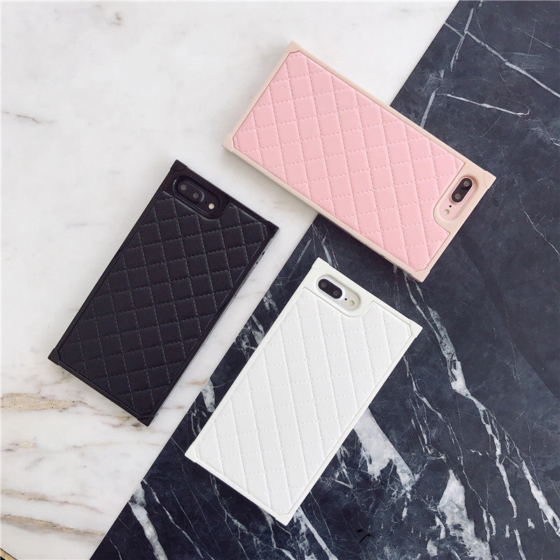 quilted iphone 7 case