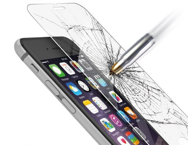 Anti Explosion tempered glass screen protector - Phone Fancy