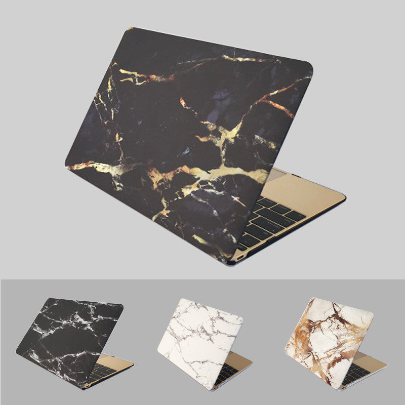 Marble Texture Laptop Case For Apple Macbook Air Pro Retina 11 13 15 Inch, Macbook pro 13
