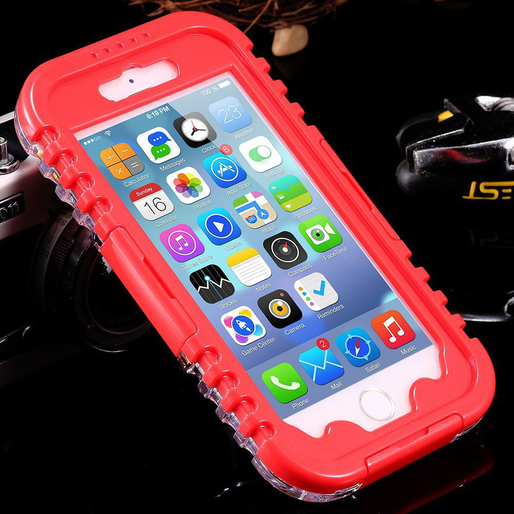 Waterproof iPhone Case Protector
