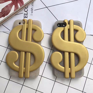 3D Mo Money Mo Problems iPhone Case