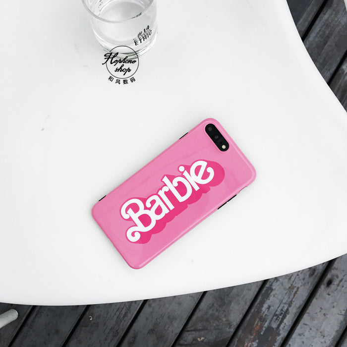 Barbie Girl iPhone Case