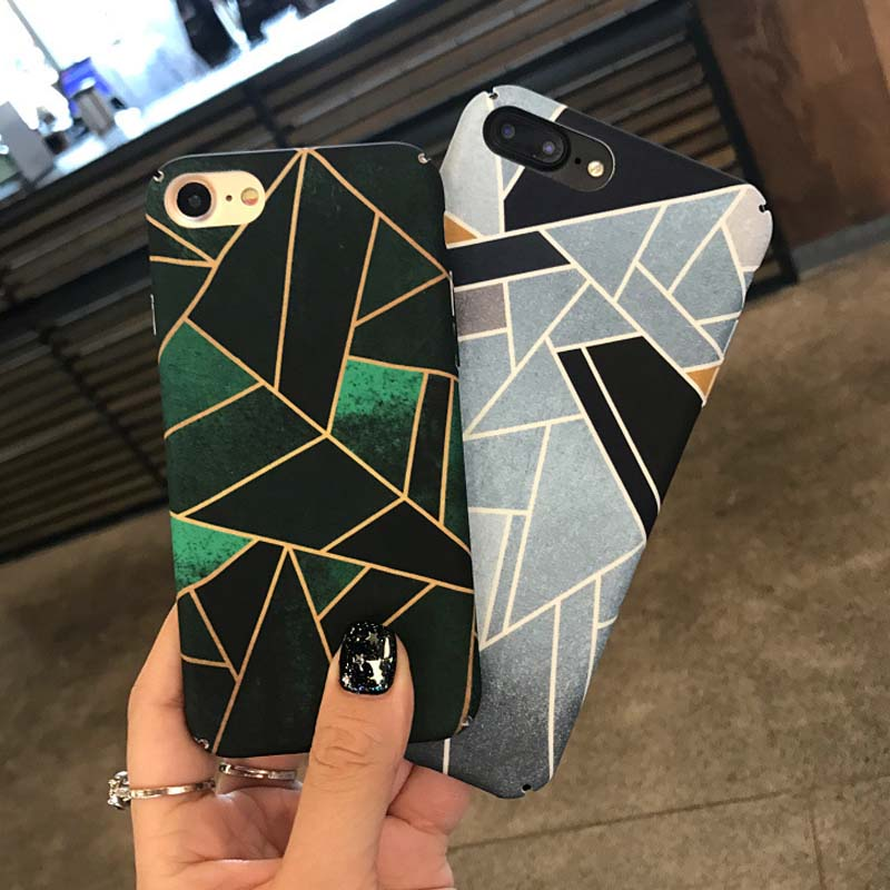 Fashion Geometry Designed Phone Case