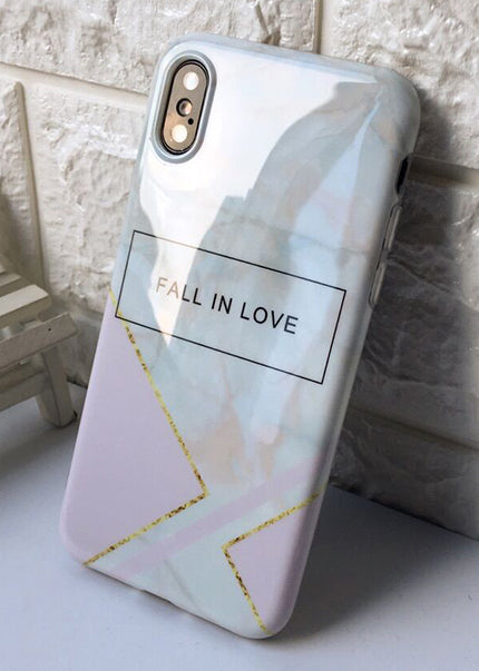 Fall In Love iPhone Case