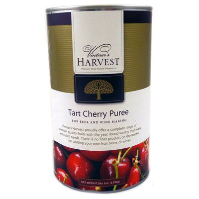 Vintner's Harvest Tart Cherry Puree - 49 oz can - Beyond The Grape On-Premise Winemaking & Home Brewing Supplies