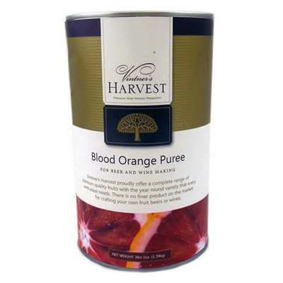 Vintner's Harvest Blood Orange Puree - 49 oz can - Beyond The Grape On-Premise Winemaking & Home Brewing Supplies