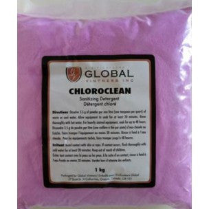 Chloroclean  1kg - Beyond The Grape On-Premise Winemaking & Home Brewing Supplies