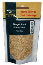 BB Ginger Root 1oz - Beyond The Grape On-Premise Winemaking & Home Brewing Supplies