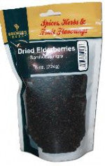 BB Dried Elder Berries 8oz - Beyond The Grape On-Premise Winemaking & Home Brewing Supplies