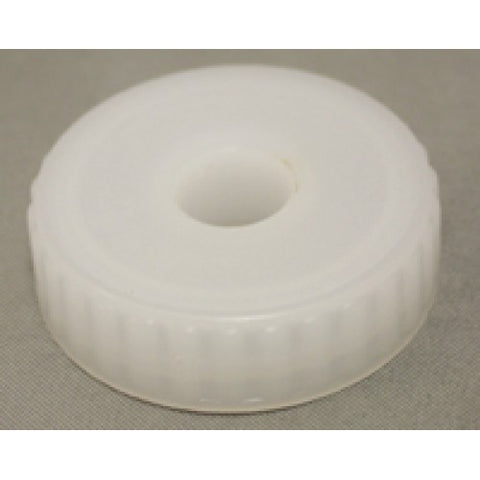 Gallon Jug Screw Cap with hole - Beyond The Grape On-Premise Winemaking & Home Brewing Supplies